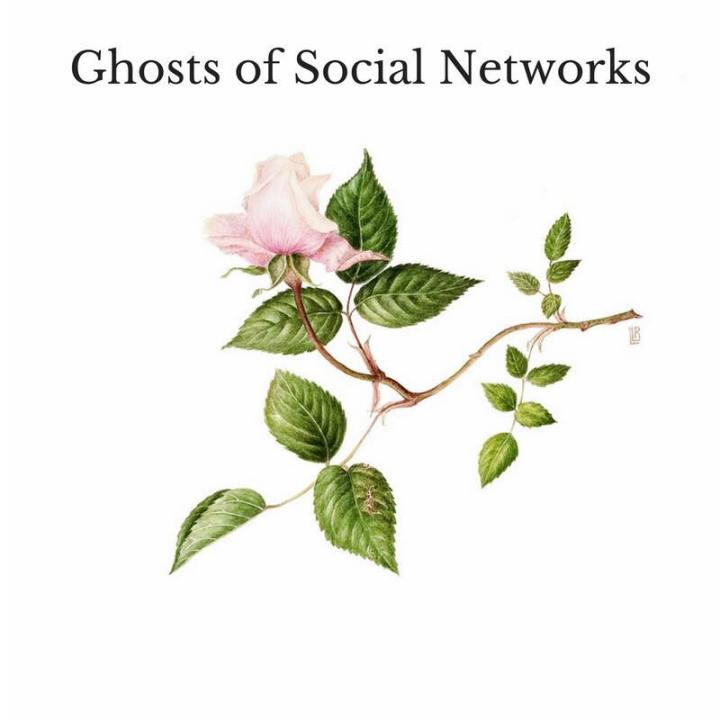 new music: Ghosts of Social Networks