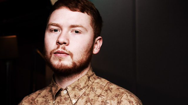 julio bashmore looking at camera